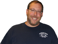 Picture of Service Manager, Greg Clayton