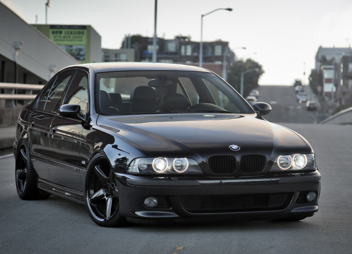 Repair and Sales of Import cars in Albany NY | Page introduction |image of a BMW M5 E39